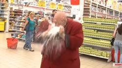 Rosyjscy kozacy walczą zębami z zachodnim importem - miniaturka