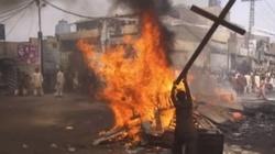 Muzułmanie skatują i zabiją młodą matkę - miniaturka