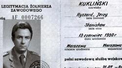Bukowski: Apel o Order Orła Białego dla śp. gen. Kuklińskiego - miniaturka