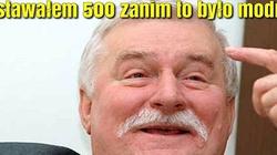 Lech Wałęsa-Bolek już w memach! ZOBACZ - miniaturka