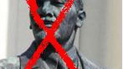 Demontują pomniki Lenina na Ukrainie - miniaturka