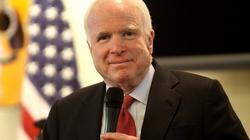 McCain: Merkel, Hollande i Obama legitymują rozbiór Ukrainy - miniaturka