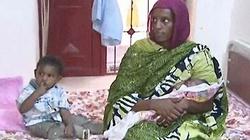 Meriam Ibrahim rodziła swoje dziecko ze skutymi nogami - miniaturka
