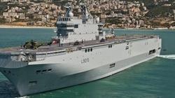 Sukces presji światowej. Francja wstrzymuje dostawę Mistrali do Rosji - miniaturka