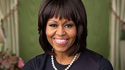 Michelle Obama nie upomni się mordowane w Chinach dzieci - miniaturka