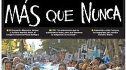 Argentyńska lewica: papież to konserwatywny populista - miniaturka
