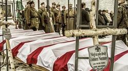 Pierwszy w Polsce pogrzeb Żołnierzy Wyklętych! Nasz fotoreportaż  - miniaturka