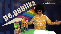 Tęczowa Telewizja. Owsiak parodiuje TV Republika! - miniaturka
