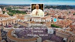 Franciszek lepszy niż Obama. Na Twitterze - miniaturka
