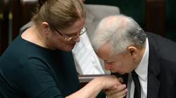 Kaczyński: Prof. Pawłowicz jest Polce potrzebna. Jednoznacznie broni prawdy i wartości - miniaturka
