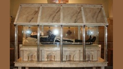 Święty Ojciec Pio, zdaniem grzeszników śmierdział - miniaturka