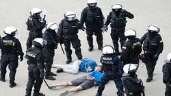 Dariusz Loranty dla Fronda.pl: Policja potrafi stanąć w obronie społeczeństwa przed furiatem - miniaturka
