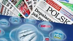 Niemcy przejęli prawie wszystkie polskie gazety lokalne - miniaturka