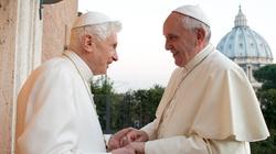 Franciszek i Benedykt spędzą razem urlop - miniaturka