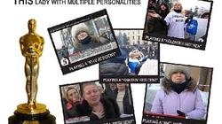Prorosyjskie demonstracje to propaganda Putina. Oto dowód! - miniaturka