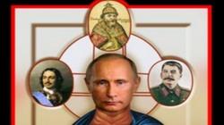 Cyryl, Putin i ich metody - miniaturka
