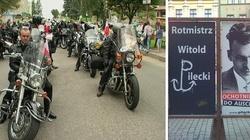 Rajd motocyklowy im. rtm. Pileckiego zatrzymany na białorusko-ukraińskiej granicy - miniaturka