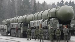 Siły atomowe, flota, specnaz. Intensywne ćwiczenia w Rosji - miniaturka