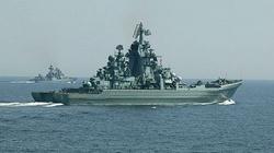 Rosjanie przejęli ukraińską korwetę - miniaturka
