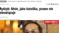 """Andrzej Jaworski dla Fronda.pl: Katolicy – stojący ponad prawem anarchiści? O manipulacji """"GW"""" i """"Nesweeka"""" - miniaturka"""