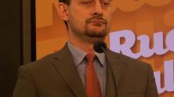 Poseł Ryfiński z Ruchu Palikota produkował opaski ze swastykami - miniaturka
