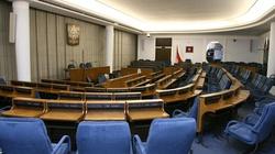 Senat w służbie PBK. Posłusznie poparł referendum - miniaturka
