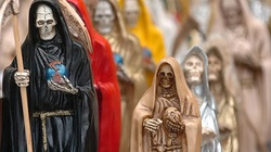 """Zakazany kult """"Świętej Śmierci"""" - miniaturka"""