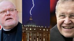"""Kard. Marx chciał, by polscy biskupi poparli """"nowe podejście"""" do grzeszników - miniaturka"""