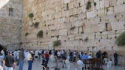 Żydzi nie dopuścili transseksualisty do Ściany Płaczu - miniaturka