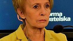 Posłanka PO o wiceministrze Królikowskim: Jestem zdziwiona tym jego radykalnym, wojującym katolicyzmem  - miniaturka
