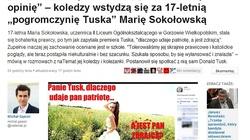 Kulisy pracy Natemat.pl: Sms z pytaniami, jaka jest Marysia? - miniaturka