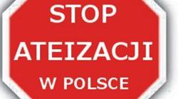 Papież na plakacie z konkubiną? Poseł Jaworski dla Fronda.pl:  Obywatele mają prawo do nieposłuszeństwa!  - miniaturka