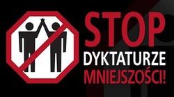 Już blisko 22 tys. Polaków sprzeciwia się homoseksualnej dyktaturze  - miniaturka