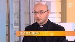 Ks. Studnicki: Dzisiejszy Kościół jest jak kobieta przyłapana na cudzołóstwie - miniaturka