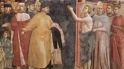 Franciszek z Asyżu - świadek wartości ewangelicznego ubóstwa - miniaturka