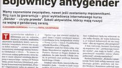 """""""Newsweek"""" szydzi z katolików! - miniaturka"""