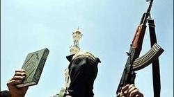 Muzułmanie spalili dużą chrześcijańską bibliotekę - miniaturka