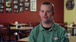 Mężczyzna z Zespołem Downa prowadzi własną restaurację - miniaturka