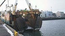 54 ofiary zatonięcia trawlera  - miniaturka