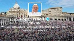 Dobry tweet Papieża Franciszka na dziś! - miniaturka