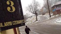 Miasta nie chcą ulic Armii Czerwonej, ale czekają ze zmianami na ustawę dekomunizacyjną - miniaturka