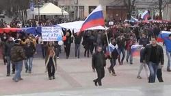 Mieszkańcy Krymu nie wiedzą jak  wrze na półwyspie!  - miniaturka
