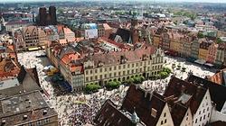 Niemcy zamienili polską nazwę Wrocław na Breslau - miniaturka