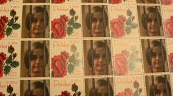 Mary Wagner na znaczkach Poczty Polskiej - miniaturka
