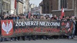 Kraków. Pamięci Żołnierzy Niezłomnych. Zobacz FOTORELACJĘ! - miniaturka