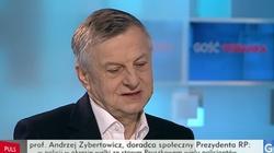 Prof. Andrzej Zybertowicz o prawdziwych władcach III RP - miniaturka
