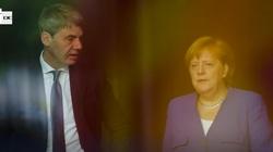 Merkel wstrząśnięta nagłą śmiercią ambasadora Niemiec w Chinach - miniaturka