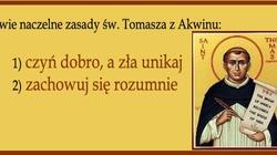 Modlitwa Św. Tomasza z Akwinu - miniaturka