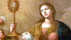 Św. Barbara – patronka nawracających się i umierających - miniaturka