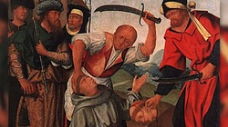 Święci Berard i Towarzysze. Pierwsi męczennicy franciszkańscy, ścięci przez sułtana - miniaturka